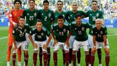 صورة كرة القدم: الجزائر-المكسيك يوم 13 أكتوبر بهولندا في لقاء ودي