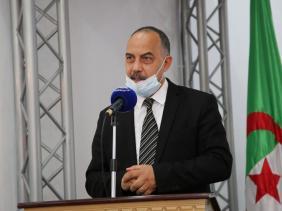 صورة المدير العام للإذاعة الجزائرية : مخطط إعلامي مكيف ومكثف لشرح الوثيقة الدستورية الجديدة