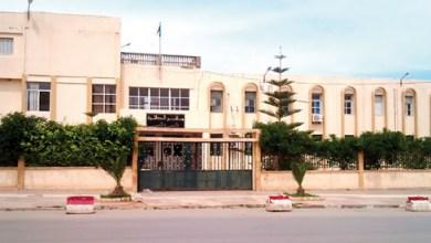 صورة متابعة مناطق الظل  ببلدية الدحموني