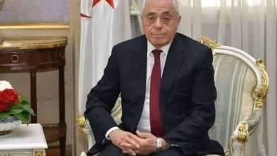صورة المجاهد و الرئيس السابق للمجلس الشعبي الوطني سعيد بوحجة في ذمة  الله