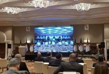 صورة الوزير الأول عبد العزيز جراد يشرف على الاطلاق الرسمي لخدمات التصديق والتوقيع الالكترونيين