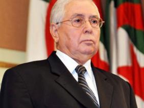 صورة وفاة رئيس الدولة السابق و رئيس مجلس الأمة السابق عبد القادر بن صالح