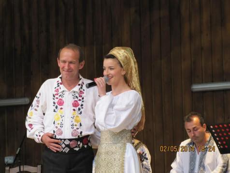 Georgiana si Dan Necsa