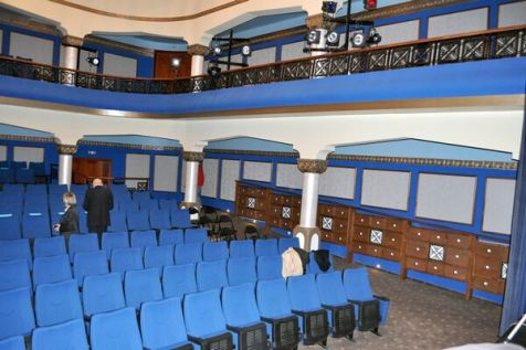 Palatul Cultural, Teatrul de Vest Resita Foto: Paula Neamtu)