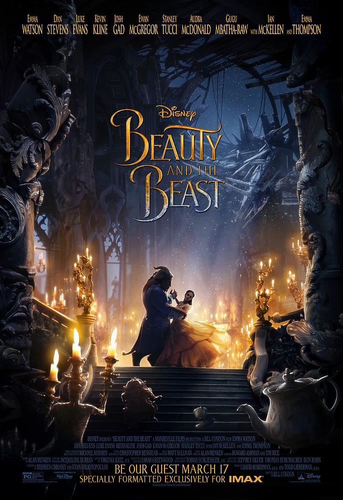 170317 Beauty annd the Beast IMAX Poster 686x1000