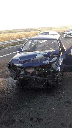 accident mortal pe autostrada Lugoj Timisoara 14.09 (1)