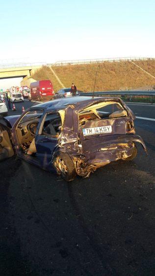 accident mortal pe autostrada Lugoj Timisoara 14.09 (2)