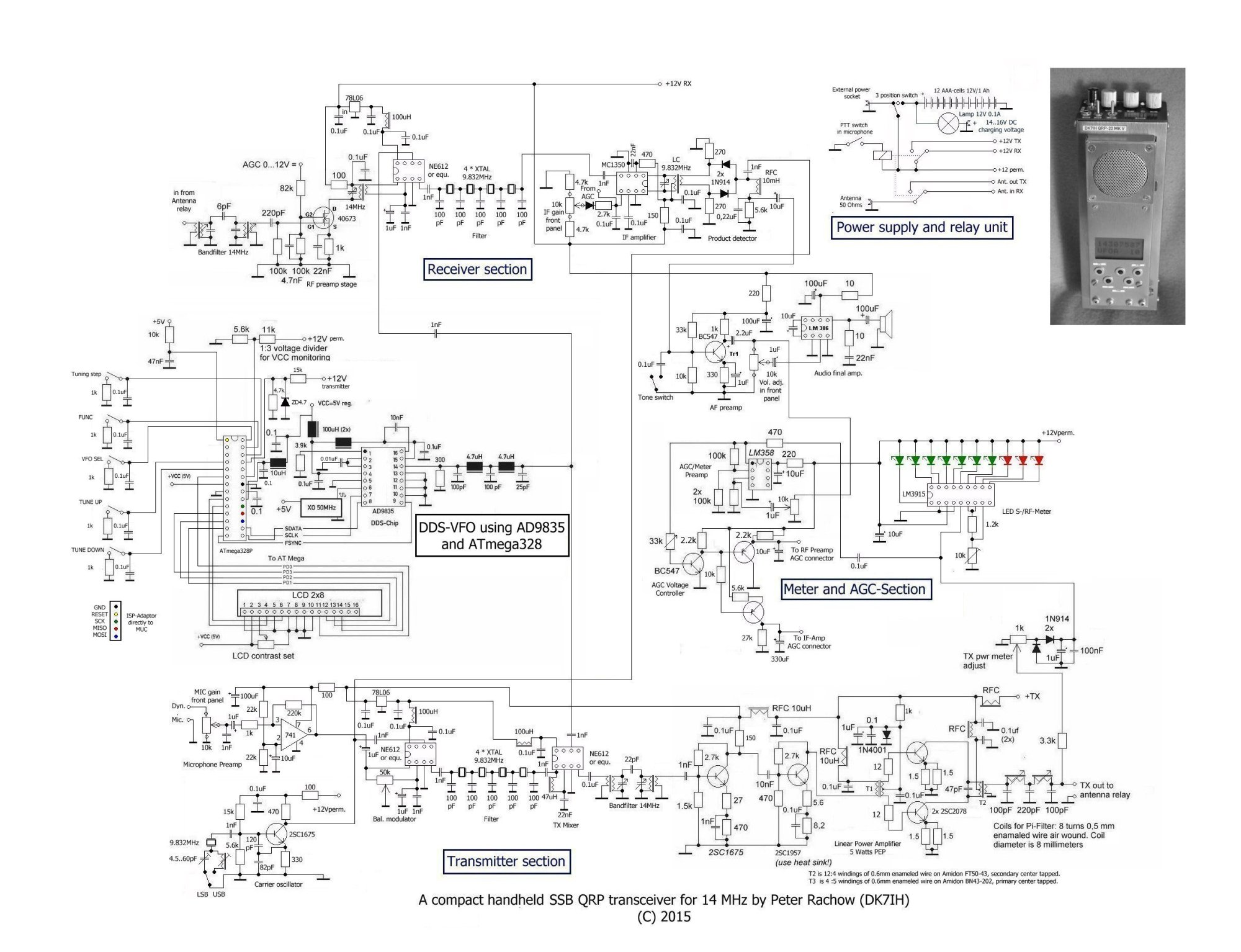 hight resolution of simple qrp transceiver circuit diagrams 39 wiring simple rf transmitter and receiver circuit pdf simple rf