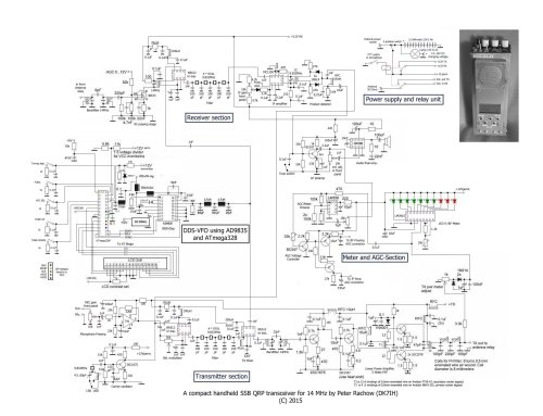 small resolution of simple qrp transceiver circuit diagrams 39 wiring simple rf transmitter and receiver circuit pdf simple rf