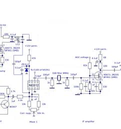 the micro20 iii ssb qrp transceiver by dk7ih main rf board [ 1223 x 667 Pixel ]