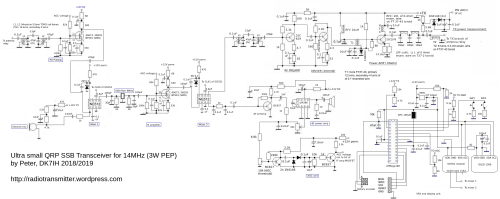 small resolution of amateur radio engineering projects peter rachow dk7ih amateur fig 416 block diagram of ssb transmitter