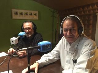 Enric Huguet i Maurici Carrió