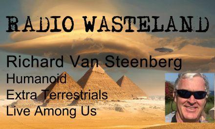 Humanoid Extra Terrestrials Live Among Us w/ Richard Van Steenberg