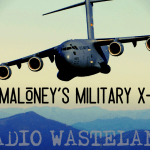 Mack Maloney's Military X-Files on Radio Wasteland
