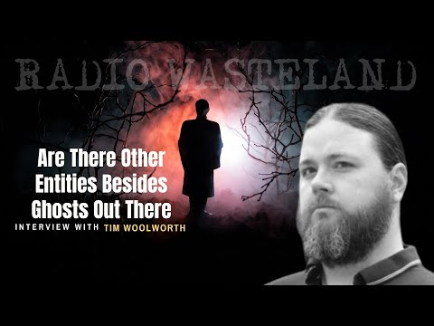 Are There Other Entities Besides Ghosts Out There? Tim Woolworth