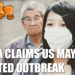 china claims us may have started outbreak