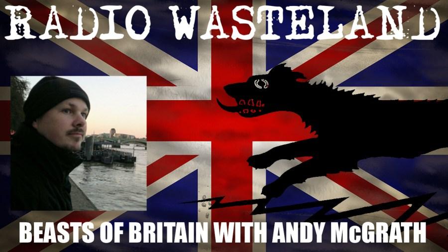 Beasts of Britain Andrew McGrath