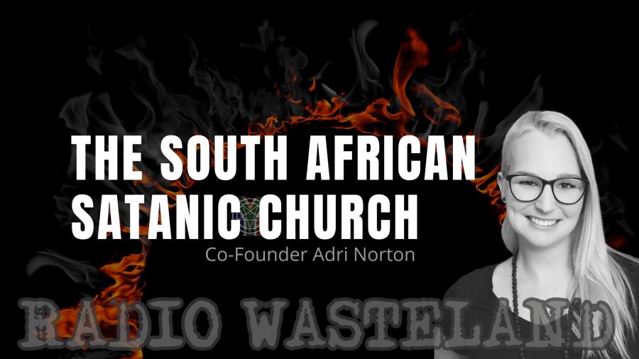 South African Satanic Church Co- Founder Adri Norton