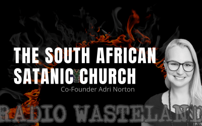South African Satanic Church Co- Founder Adri Norton