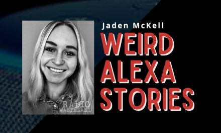 The Weird Things Alexa Does: Jaden Mckell from Straight-Up Enigmas