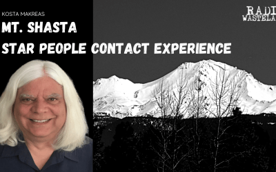 Mt. Shasta Star People Contact Experience | Kosta Makreas