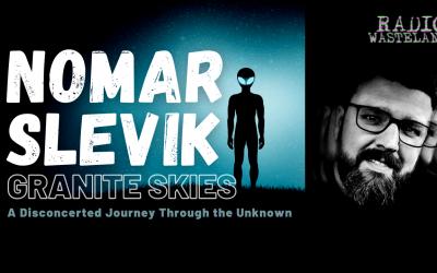 Nomar Slevik – Granite Skies A Disconcerted Journey Through The Unknown