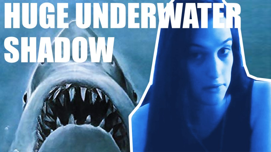 Does an Underwater Shadow Count as a News Story?