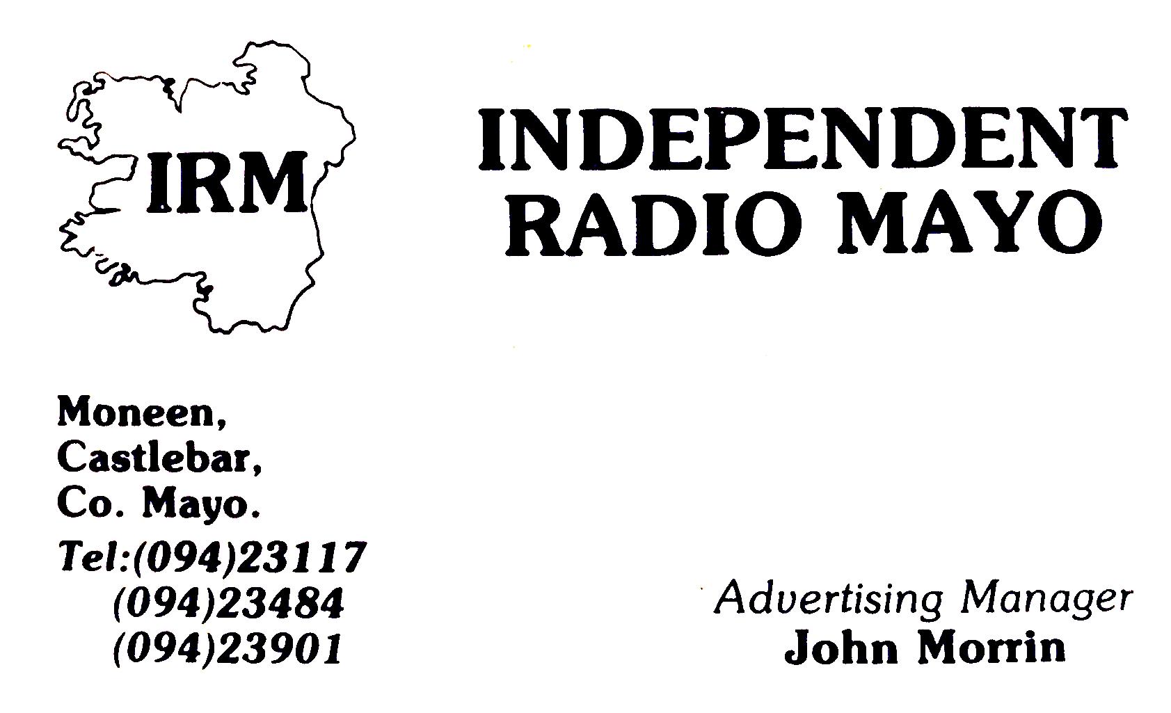Independent Radio Mayo Radiowaves