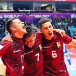 La selección de Venezuela de fútbol sala mantuvo su invicto en el mundial  e igualó 1-1 con Kazajistán