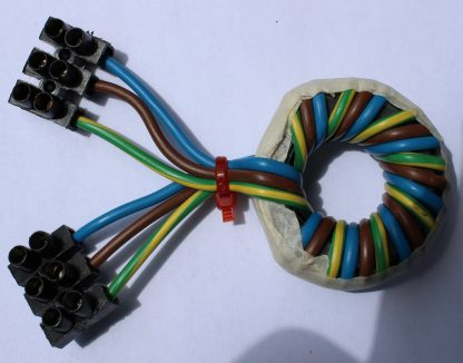 Mains CMR Filter Stage 1