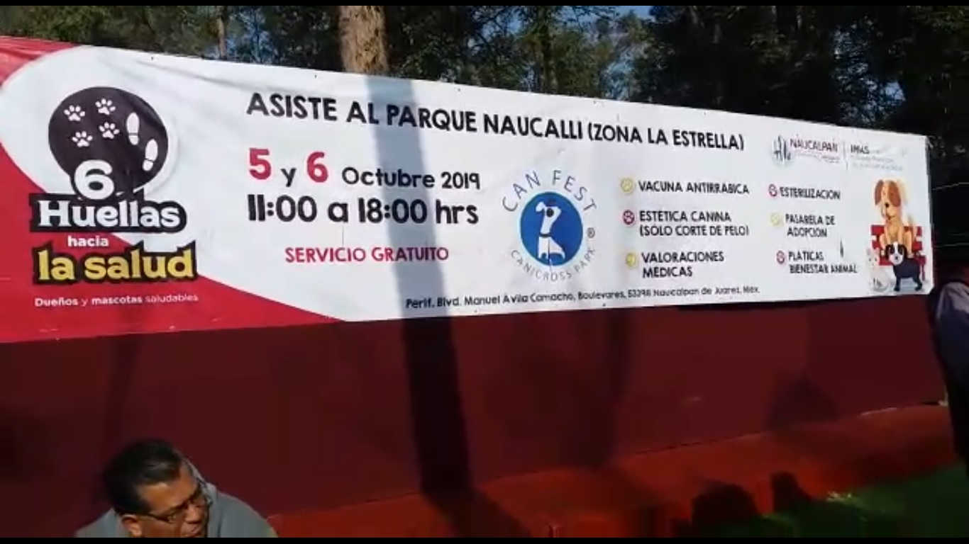 "CANFEST 2019 PROMUEVE EL PROGRAMA ""6 HUELLAS HACIA LA SALUD"""