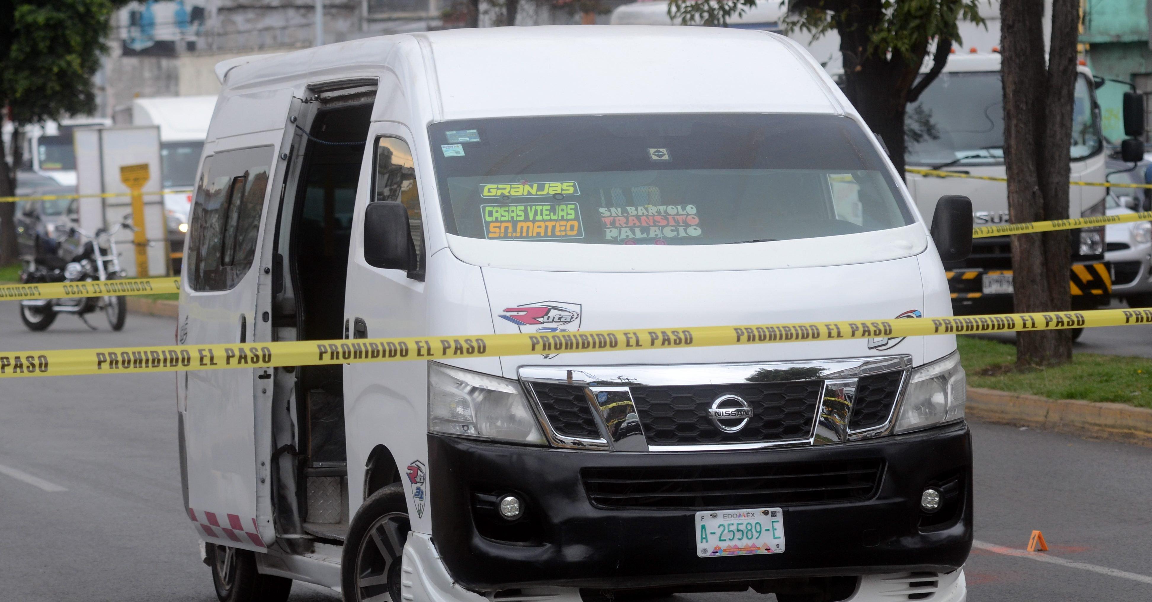 CONGRESO MEXIQUENSE BUSCA TIPIFICAR EL ROBO AL TRANSPORTE PÚBLICO COMO UN DELITO GRAVE