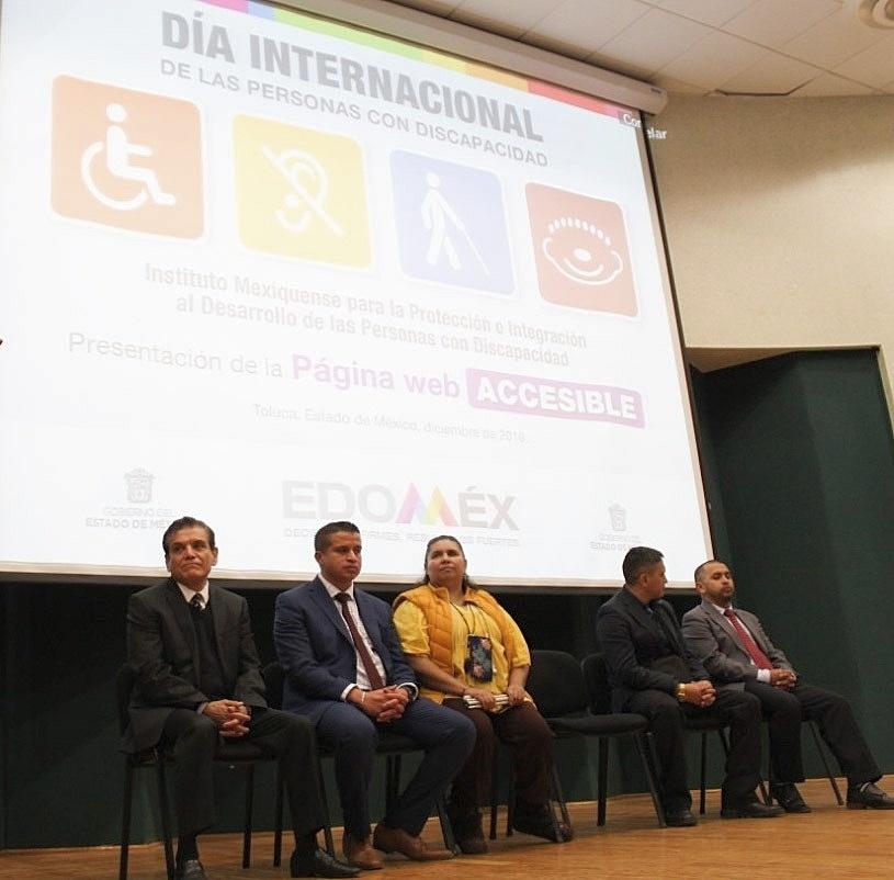 PRESENTA SALUD PÁGINA DE INTERNET CON ACCESIBILIDAD PARA PERSONAS CON DISCAPACIDAD