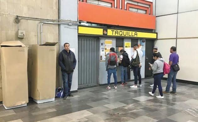 INSTALARÁN EN EL METRO LAS PRIMERAS MÁQUINAS DE RECARGA DE SALDO