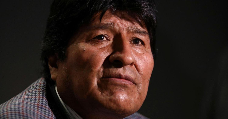 EVO MORALES REITERA QUE NO HUBO FRAUDE EN BOLIVIA