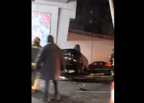 ACCIDENTE EN EL CIRCUITO INTERIOR DEJA DOS VÍCTIMAS MORTALES