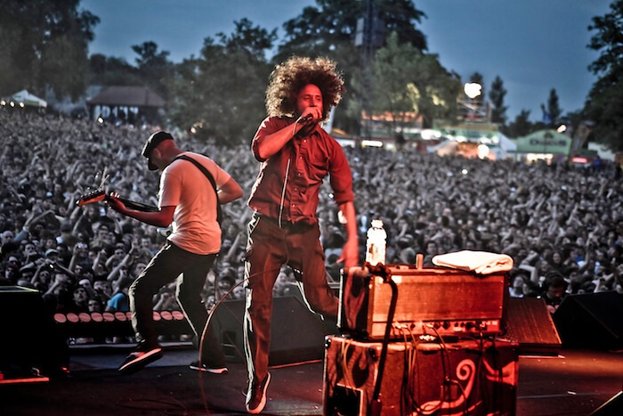 ANUNCIA RAGE AGAINST THE MACHINE SU GIRA MUNDIAL 2020