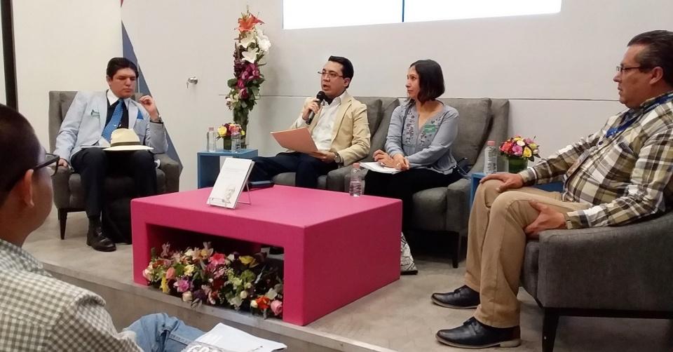PABELLÓN EDOMÉX CONTINÚA REALIZANDO ACTIVIDADES LITERARIAS EN LA FILPM