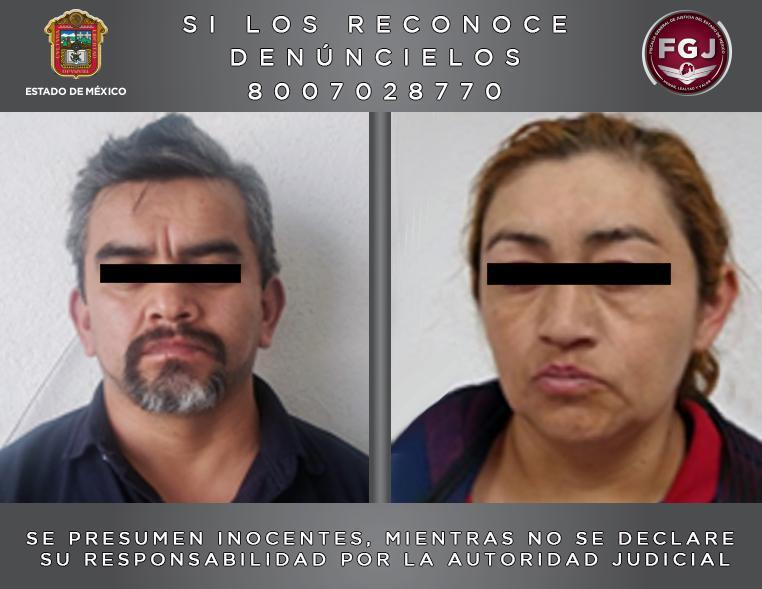 VINCULAN A PROCESO A DOS PERSONAS POR EL HOMICIDIO DE UNA MUJER EN ECATEPEC