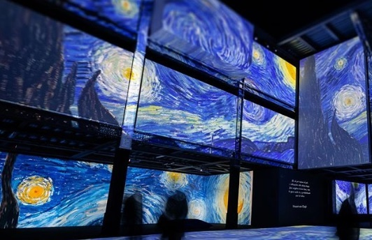 """VAN GOGH ALIVE THE EXPERIENCE"" ESTARÁ DISPONIBLE ESTE 20 DE FEBRERO EN CDMX"