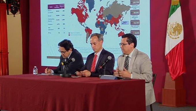 AUMENTAN A 26 CASOS DE COVID-19 EN MÉXICO