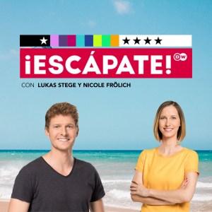 ¡Escápate! con Lukas Stege y Nicole Fröuch