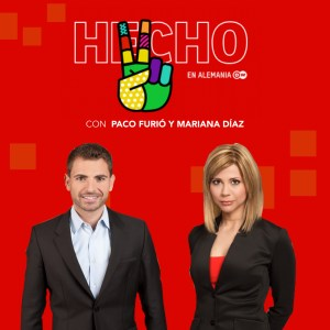Hecho en Alemania con Paco Furió y Mariana Díaz
