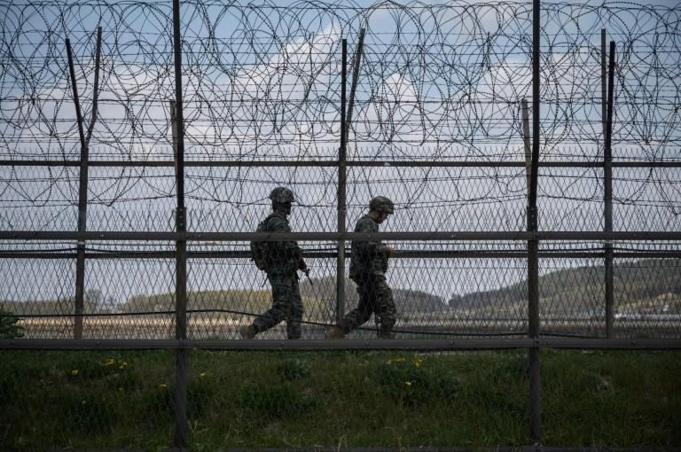 LAS DOS COREAS INTERCAMBIAN DISPAROS EN LA ZONA DESMILITARIZADA DE LA FRONTERA