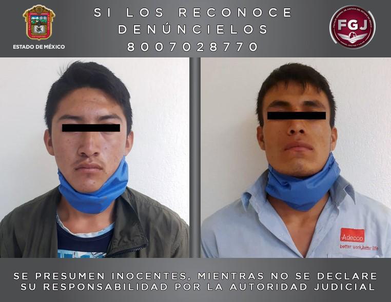 ARRESTAN A SUJETOS POR TRIPLE HOMICIDIO EN ALMOLOYA DE JUÁREZ
