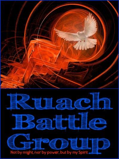 Ruach Battle Group Logo