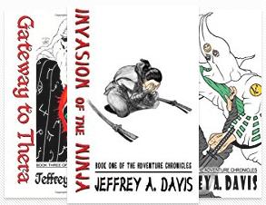 Adventure Chronicles by Jeffrey Allen Davis