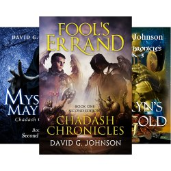 The Chadash Chronicles by David G. Johnson