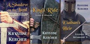 Legends of Astarkand by Krystine Kercher