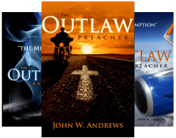 The Outlaw Preacher 3-book series by John Andrews